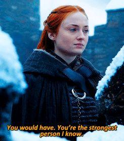 Sansa Stark (7x7)