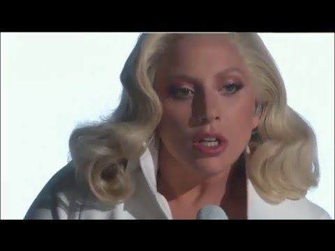 Lady Gaga - Till it happens to you #Oscars 2016 - YouTube