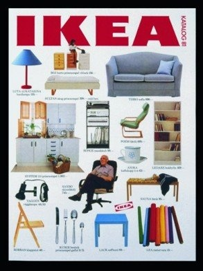17 beste afbeeldingen over catalogues ikea op pinterest lettertypen kleerkasten en retro huis. Black Bedroom Furniture Sets. Home Design Ideas