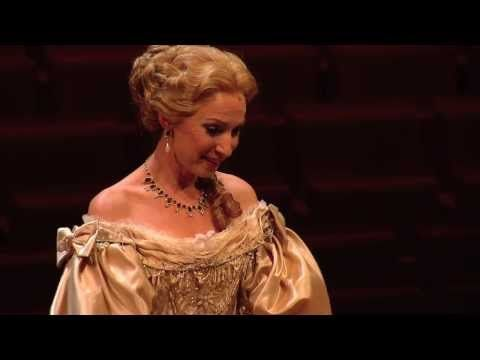 "The King and I: Lisa McCune as Anna Leonowens sings ""Getting to Know You"""