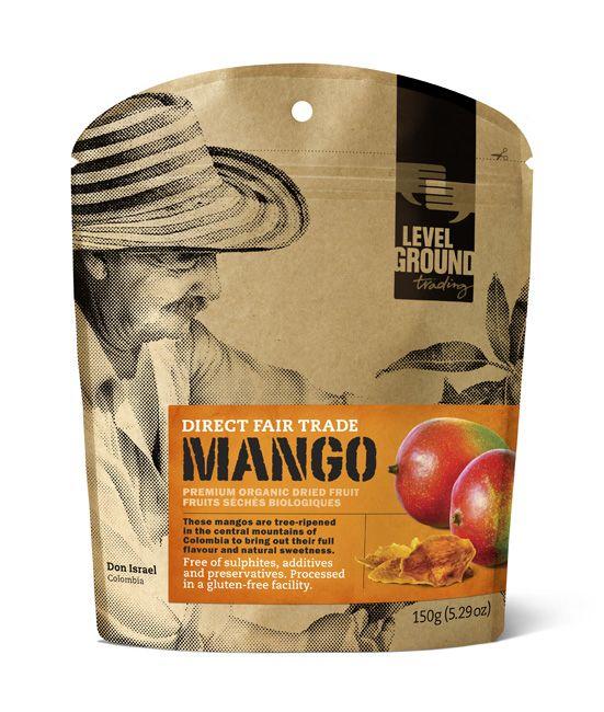 Level Ground Organic Dried Fruit