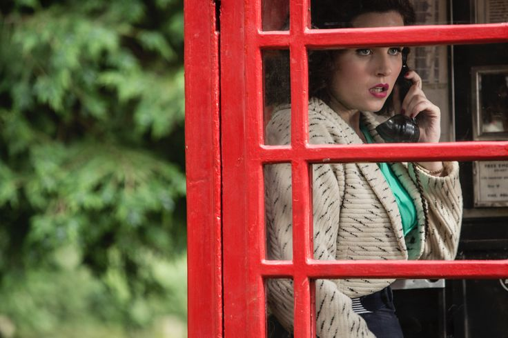 Emer Kenny as Bunty Windermere on Father Brown