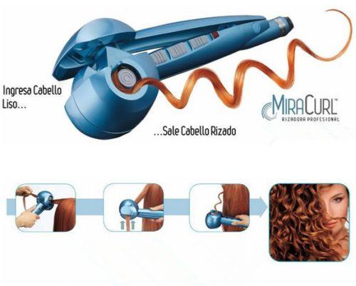Babyliss Miracurl Nano Titanium Miracurl Professional Curl Machine 11 | eBay