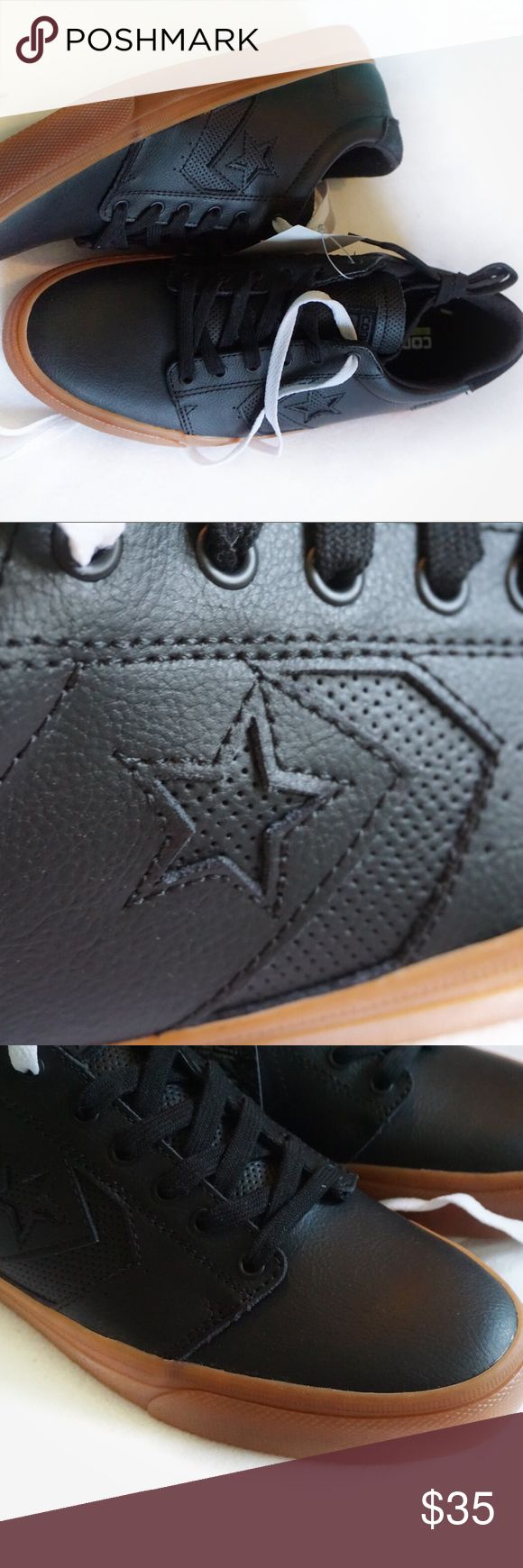 🆕LISTING CONVERSE KA3 OX SIZE 11MEN, 12.5WMN -BRAND NEW IN BOX NO LID -SIZE: 11MEN, 12.5WMN -COLOR: BLACK/GUM -MADE IN CHINA           ⚠️⚠️⚠️PLEASE UNDERSTAND SOMETIME THE BOX POSSIBLY DAMAGED. IF YOU CONCERNED ABOUT THE BOX PLEASE ASK FIRST BEFORE PURCHASE. PLEASE PAY ATTENTION TO DETAILED OF SHOES OF THE PIC. THANKS ⚠️⚠️⚠️⚠️⚠️       ⭐️TOP RATED SELLER 👍FAST SHIPPER NEXT DAY SHIPPING ❌NO TRADE ❌NO PAYPAL ✅BUNDLE OFFER Converse Shoes Sneakers