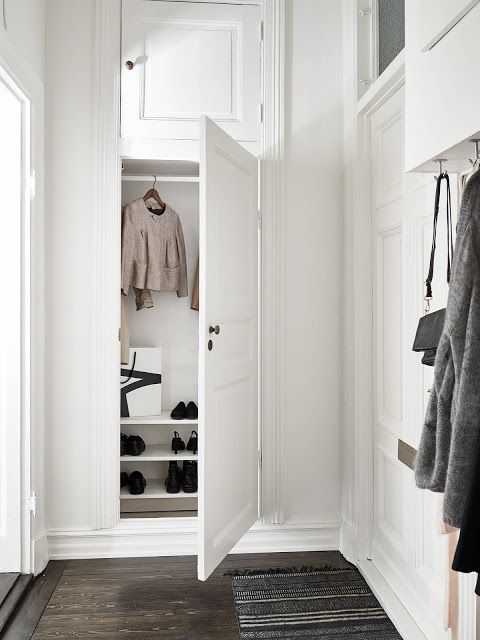 This is our dream closet.