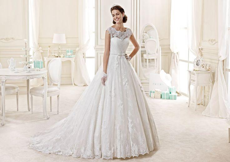 #Nicole #2015Collection #wedding dress #nicolespose http://urlin.it/5abd9