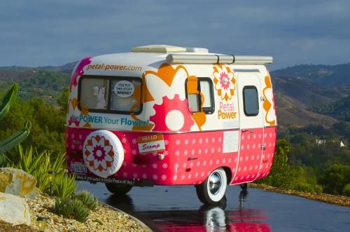 ***SOLD***1997 Scamp 13' - Highly customized, one-of-a-kind! - $11,500 obo - San Diego, CA | Fiberglass RV's For Sale