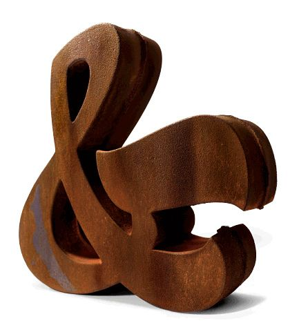 Cast iron #ampersand by House Industries.: Home Accessories, Amazing Ampersand, Cast Irons, Typography, Ampersand Obsession, Irons Ampersand, Design, Desks Accessories, House Industrial
