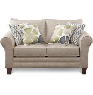 evan loveseat fabric furniture sets living rooms art van furniture furniture