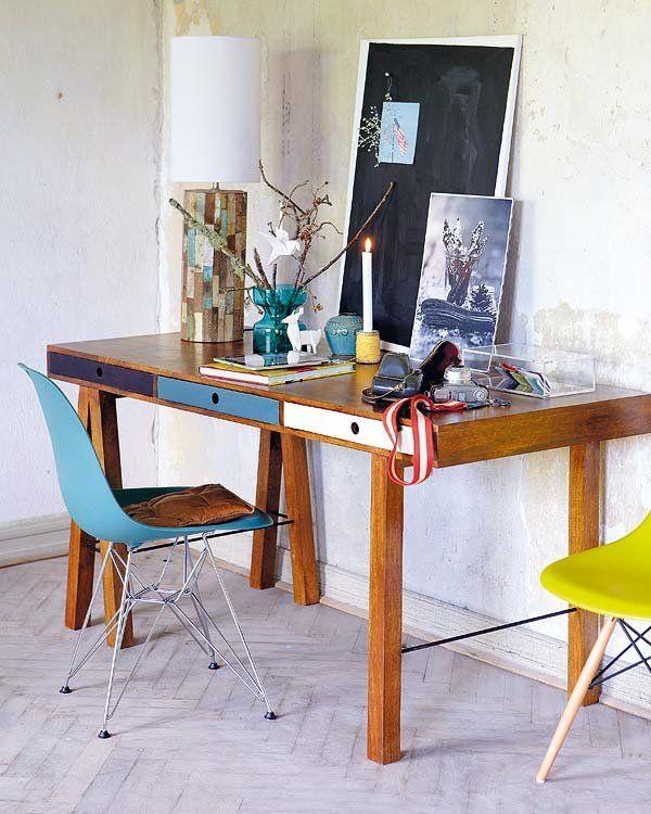 17 Best Images About Estudio Y Trabajo On Pinterest Tes Eames And Painted Desks