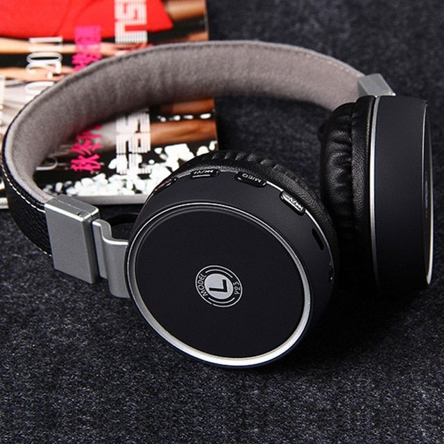 Bluetooth Earphone Bluetooth Stereo Headsets Original Bluetooth Headphones Microphone Stereo Wireless Headset Bluetooth4 1 Review With Images Bluetooth Stereo Headset Headphones Bluetooth Headphones