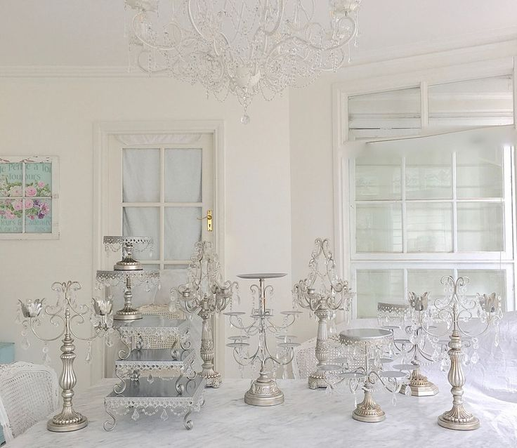 Large Silver Square Cupcake Wedding Decoraton Cake Christmas Table Display Stand
