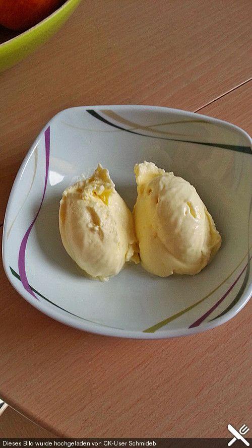 Mango-Joghurt-Eis, ein leckeres Rezept aus der Kategorie Frucht. Bewertungen: 4. Durchschnitt: Ø 3,8.