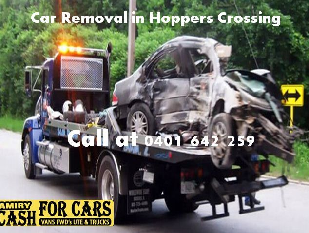 Amiry Enterprises is a leader in Car removal services in Hoppers Crossing. We have experienced and professional team who always out picking up vehicles, and our happy customers are always receiving instant cash in their hands.