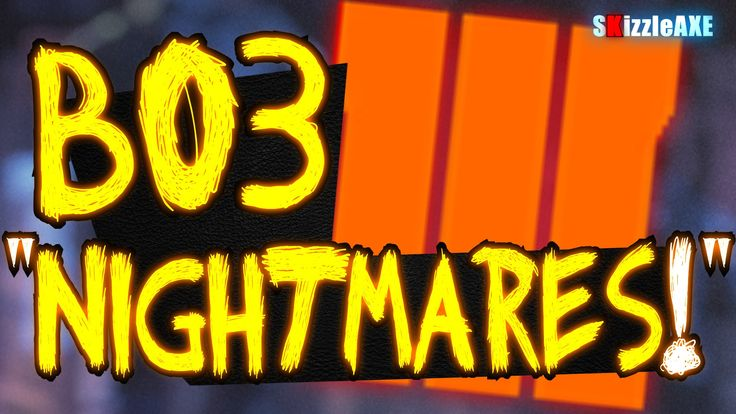 """Black Ops 3 Zombies Campaign """"Nightmares"""" LEAKED Info (Call of Duty Black Ops Zombies Gameplay)"""