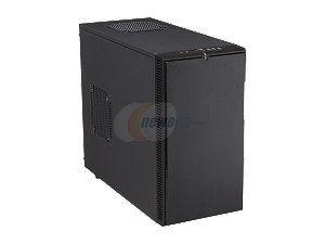 Fractal Design Define Mini Black Micro ATX Silent PC Computer Case w/ USB 3.0 support and 2 x 120mm Fractal Design Silent Fans