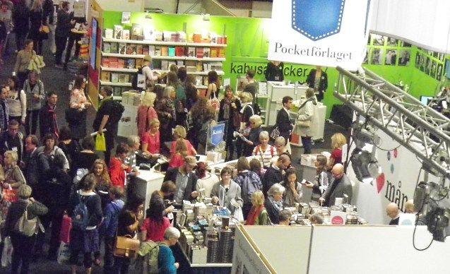 Swedens book city: Gothenburg