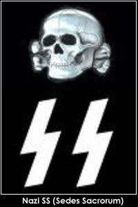 """Le SS Naziste I NAZISTI Le SS naziste conosciute anche come """"SS"""" – abbreviativo per """"Cavalieri della Santa Sede"""", sono un ordine cattolico romano spirituale e militare formatosi nel 1933, basato completamente sulla struttura dell'ordine dei Gesuiti creato dopo la firma del """"sacro"""" Reichskonkordat in particolare attraverso l'applicazione degli articoli 1,12,15,21 e 33 con la enazione della clausola (c) del """"Supplemento Segreto"""" del Concordato tra Franz von Papen (per conto della Germania na"""