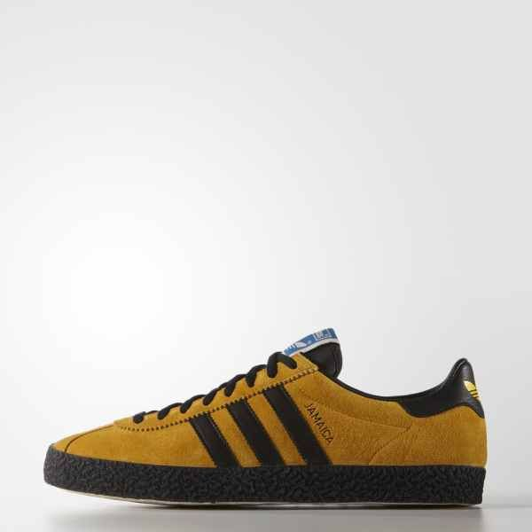adidas Jamaica Shoes - Gold | adidas outlet store - I52r8162j112