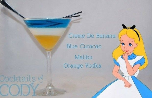 35 Yummy Disney Cocktails You Need To Drink Right Away