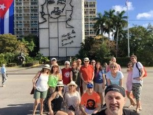 Her gün biraz daha gencim Havana'da