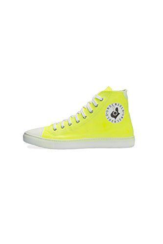 Undersolo Sneakers Fluorescenti Made in Italy (35, Giallo…