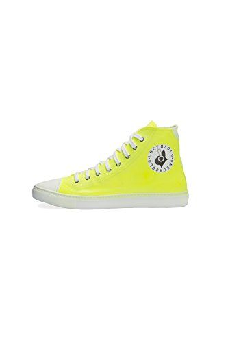 Undersolo Sneakers Fluorescenti Made in Italy (35, Giallo…