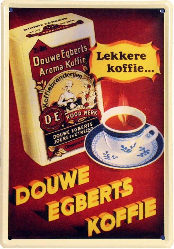 Douwe Egberts Koffieeeeee