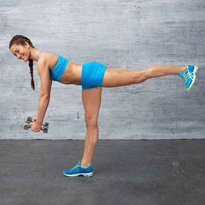 Strength Exercises for Toned Legs and Thighs
