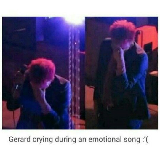 Does anyone know what song it was? If it was The Kids From Yesterday, Disenchanted, or The Light Behind Your Eyes, then yeah I can understand