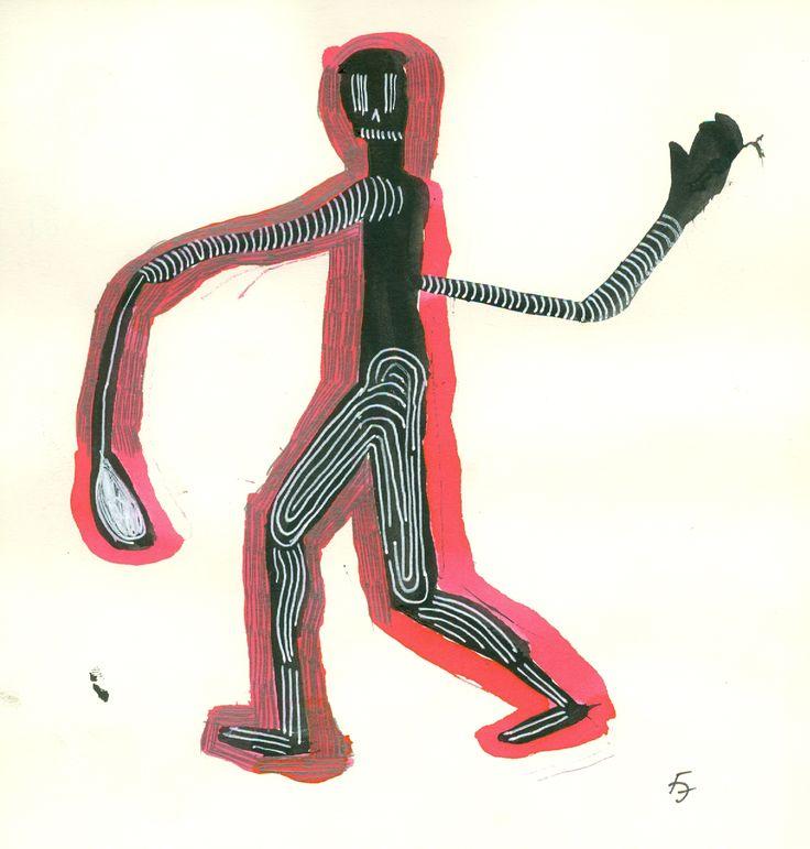Title: Galdiator 49 / Technic: mixed / Year: 2016 / Artist:Fülöp Józse