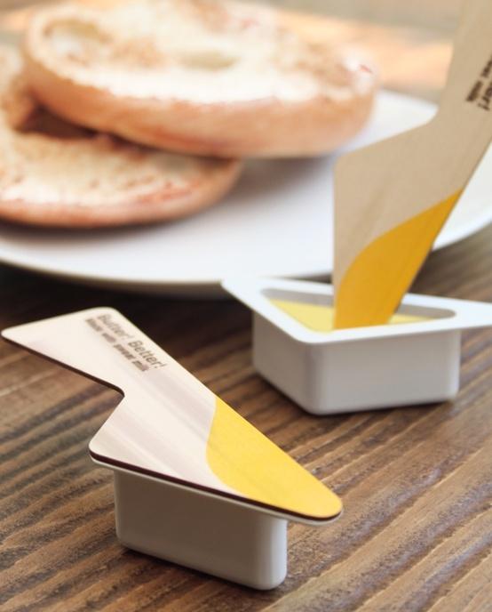 Butter Package #Packaging #food #desing