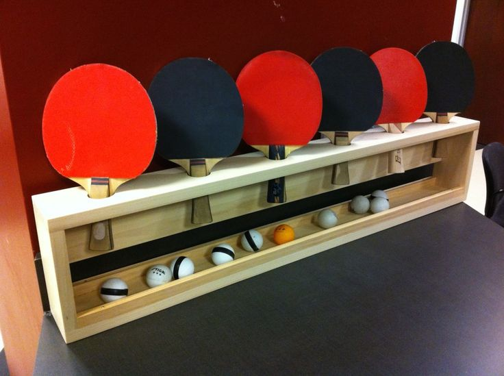 If Only It Was To Buy, Instead Of To Make   Ping Pong