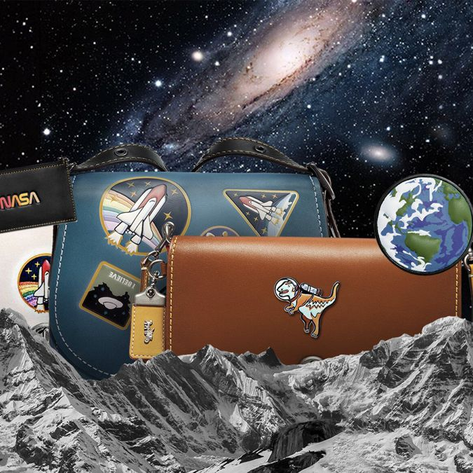 NASA by Coach on Collaboration Generation – the latest and best in brand innovation