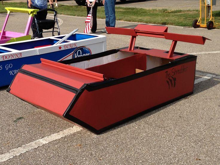 1st Cardboard Boat Regatta