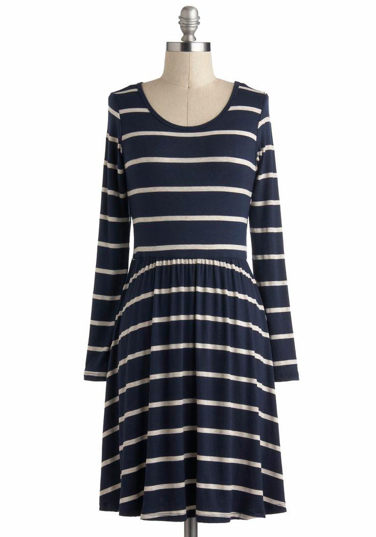 Every Minute Counts Dress   Mod Retro Vintage Dresses   ModCloth.com