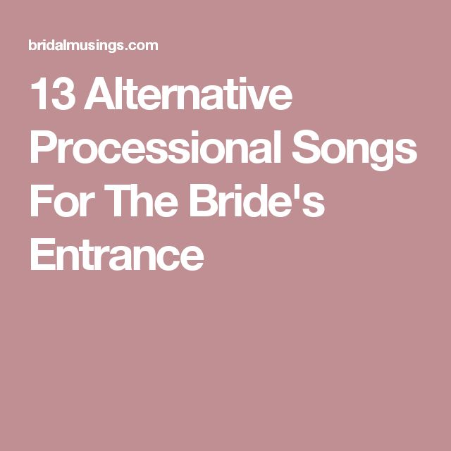 25+ best ideas about Reception Entrance Songs on Pinterest | Wedding entrance music, Wedding ...