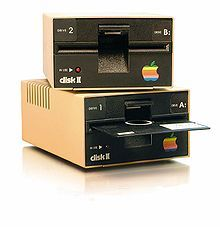 Apple Disk II Floppy Disk Subsystem, 1978