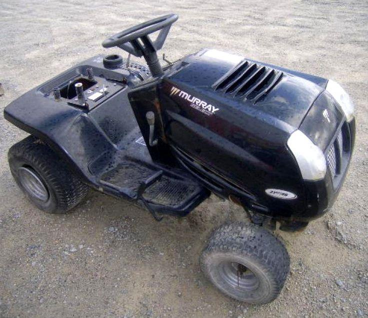 yard machine 21 push mower manual