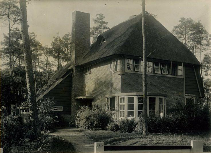 Woonhuis Hertenlaan 35 Den Dolder 1932