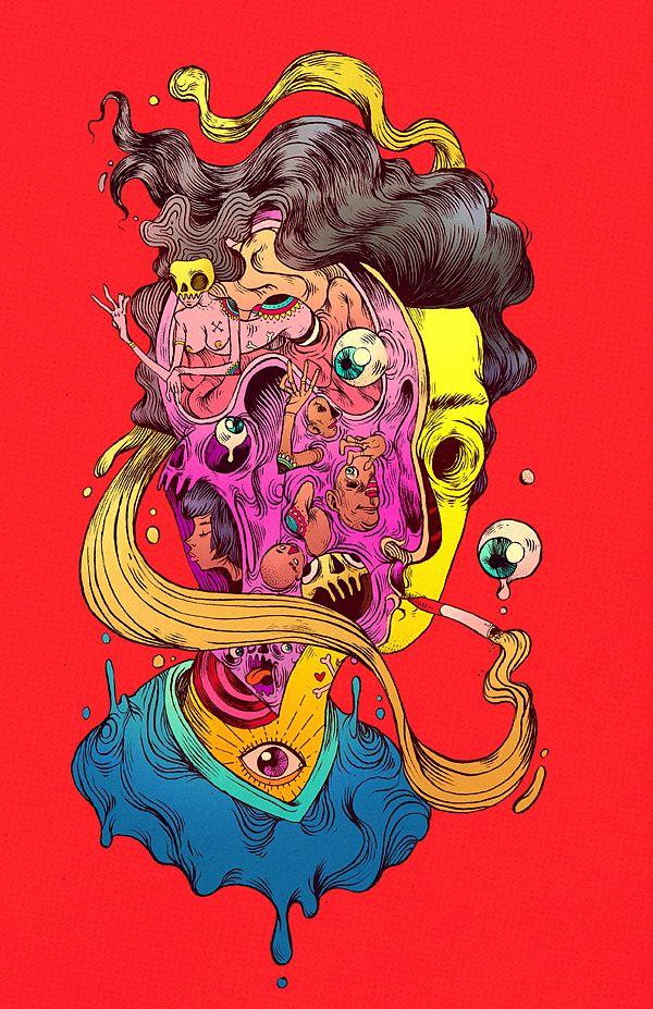 Colera by Raul Urias