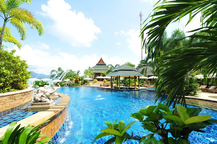 Chai Chet Resort - Swimming Pool