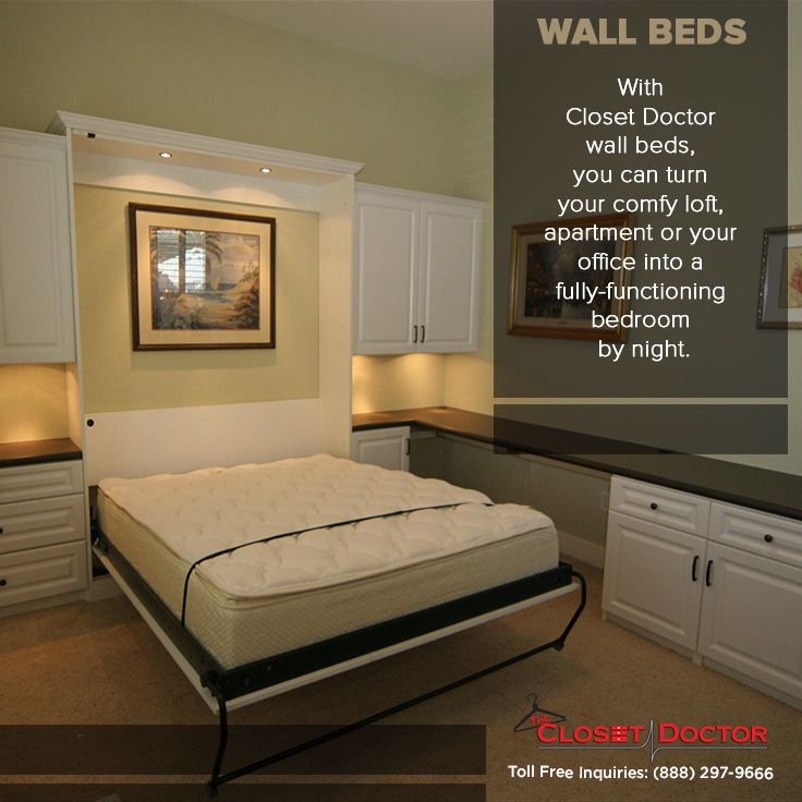 Custom Wall Beds Cabinetry That Conceals Your Bed Visit: Https://www.