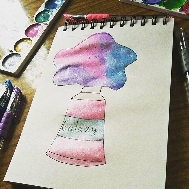 В последнее время,подсела на тему Космоса.Мне кажется получилось очень красиво.Пишите нравится ли это вам? #draw#drawing#sketch#sketchbook#wreckthisjournal#wtj#tumblr#february#winter#пиаригра#тамблер#скетчбук#артбук#like4like#like4follow#seesnowy#seeeyvorii#see_jujube#смотрискетч#смотриwhale#elmohobby#смотриsquirrel#смотриsponchbobig