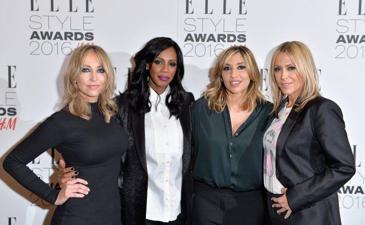 Pin for Later: Stars Pulled Out All the Stops For the Elle Style Awards Natalie Appleton, Shaznay Lewis, Melanie Blatt, and Nicole Appleton All Saints reunited!