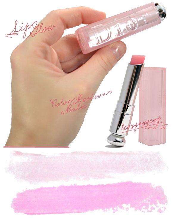 MORE: www.leczyrzeczy.pl/   Dior, lip balm, color reviver balm, lips, lipstick, makeup, beauty, high-end makeup,