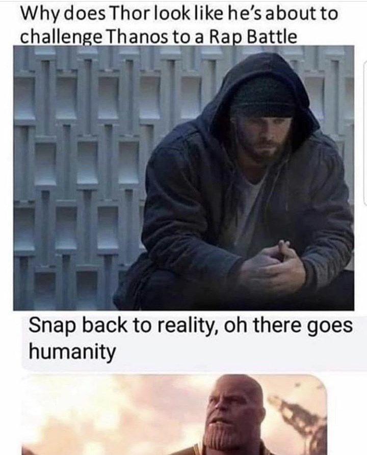 19 Fresh 'N Dank Thanos Memes For Your Nerdy Perusal