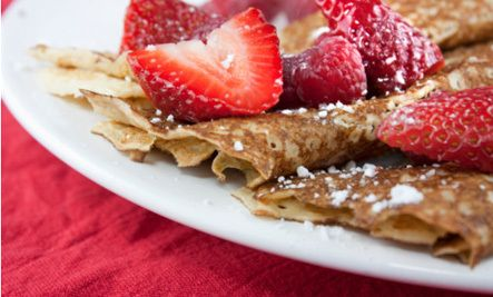 Best Crepes Ever (Recipe)
