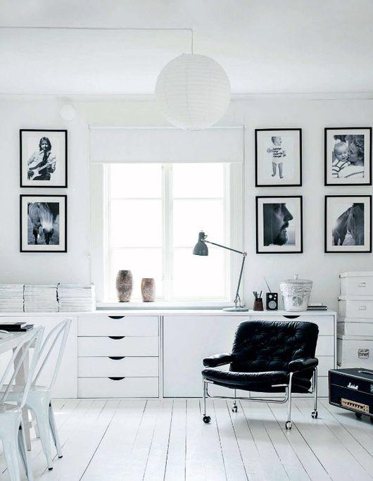 best of black & white | elle decor. / sfgirlbybay