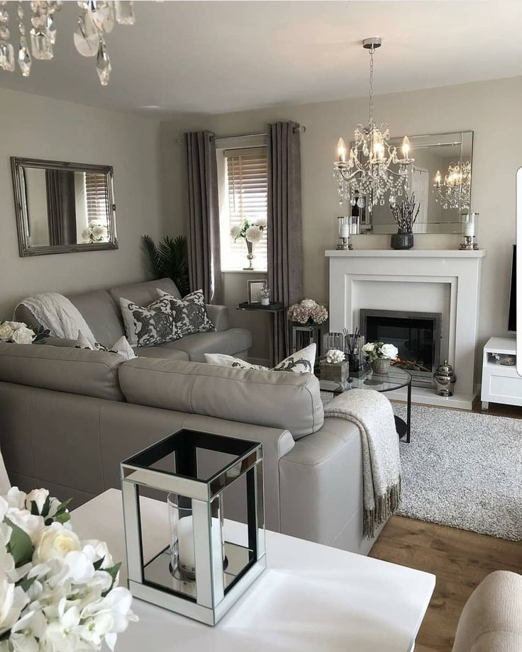 Small Living Roomdesign Ideas: 11+ Interior Livingroom Cozy Small Spaces In 2020